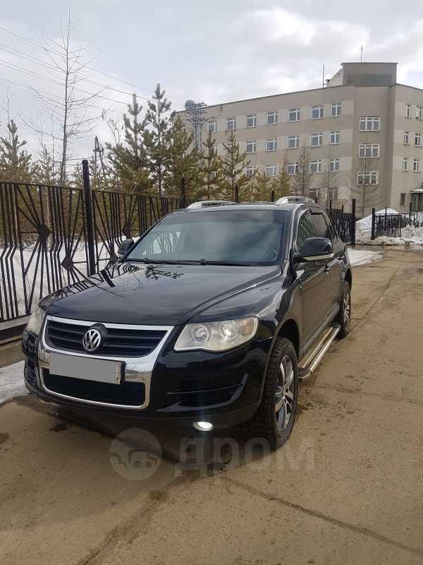 Volkswagen Touareg, 2009 год, 1 000 000 руб.