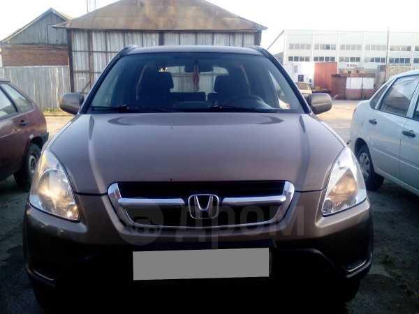 Honda CR-V, 2003 год, 450 000 руб.