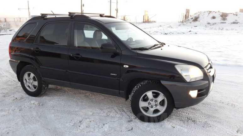 Kia Sportage, 2007 год, 550 000 руб.