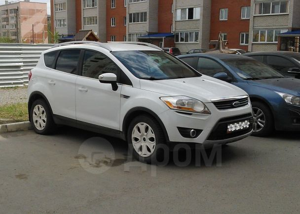 Ford Kuga, 2012 год, 699 000 руб.