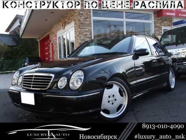 Mercedes-Benz E-Class, 2002 год, 495 000 руб.