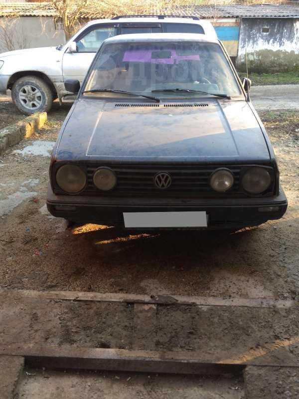 Volkswagen Golf, 1987 год, 40 000 руб.