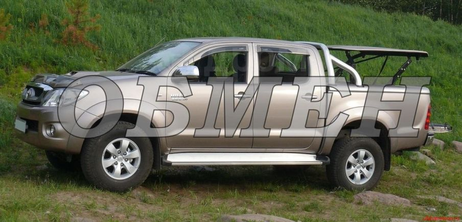 Toyota Hilux Pick Up, 2011 год, 600 000 руб.