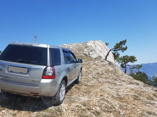 Land Rover Freelander, 2012 год, 845 000 руб.