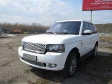 Томск Range Rover 2012