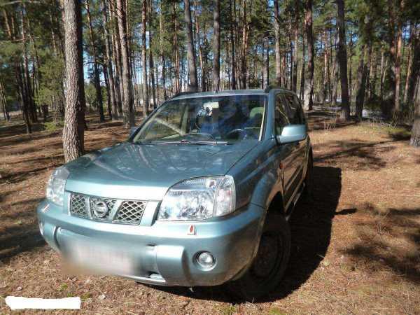 Nissan X-Trail, 2003 год, 395 000 руб.