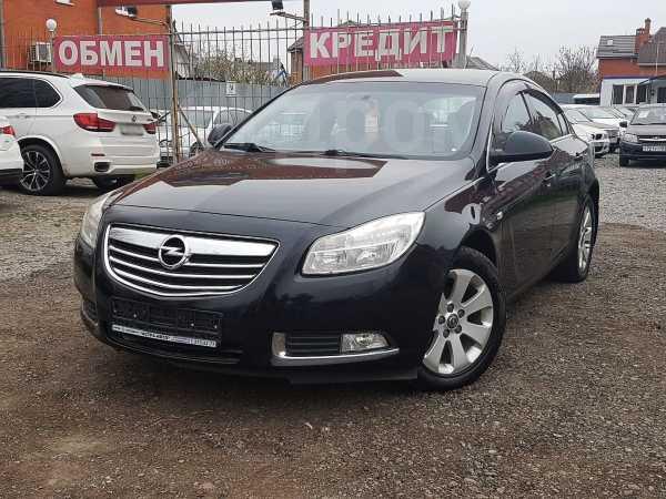 Opel Insignia, 2011 год, 589 000 руб.