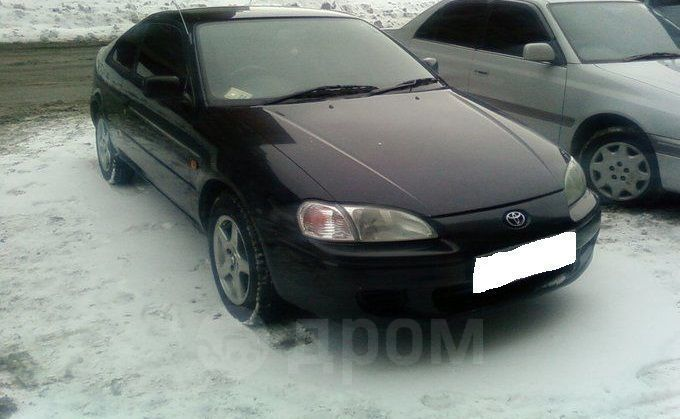 Toyota Cynos, 1998 год, 370 000 руб.