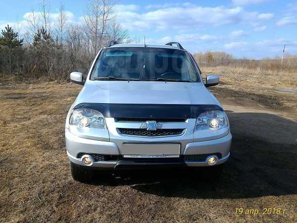 Chevrolet Niva, 2012 год, 397 000 руб.