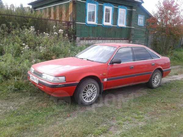 Mazda 626, 1990 год, 50 000 руб.