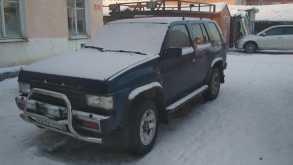Барабинск Terrano 1992