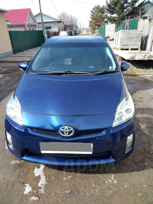 Toyota Prius, 2010 год, 520 000 руб.
