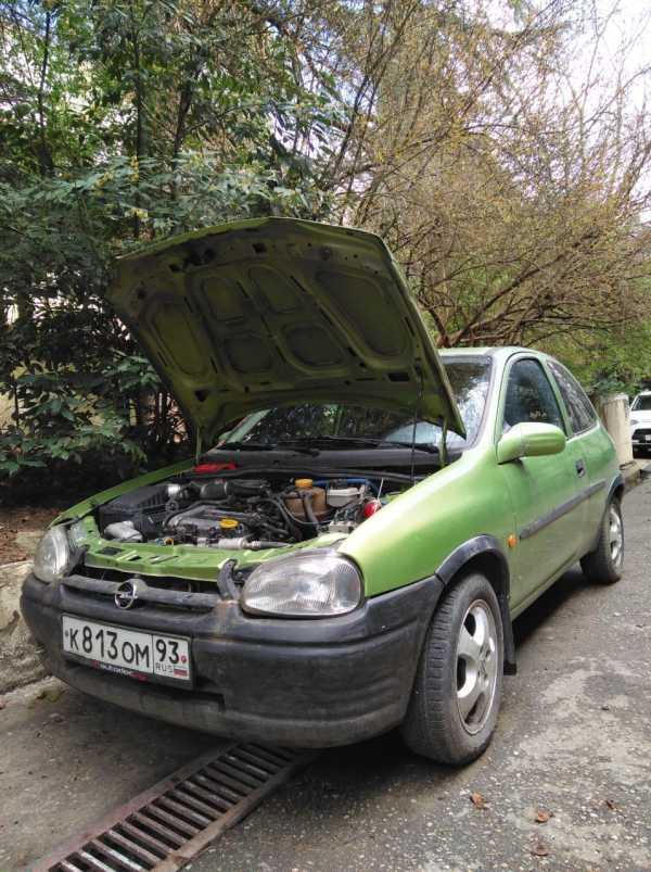 Opel Corsa, 1999 год, 90 000 руб.
