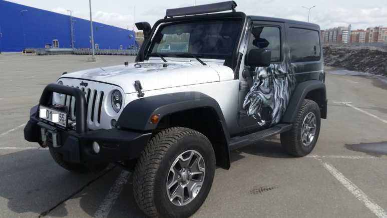 Jeep Wrangler, 2014 год, 2 999 000 руб.