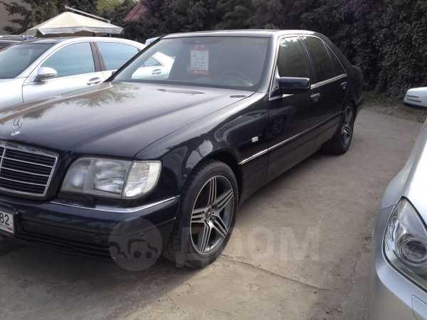 Mercedes-Benz S-Class, 1996 год, 455 000 руб.