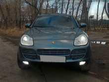 Челябинск Cayenne 2004