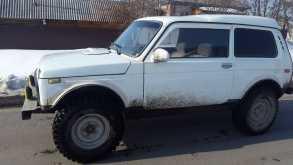 Ялуторовск 4x4 2121 Нива 2001