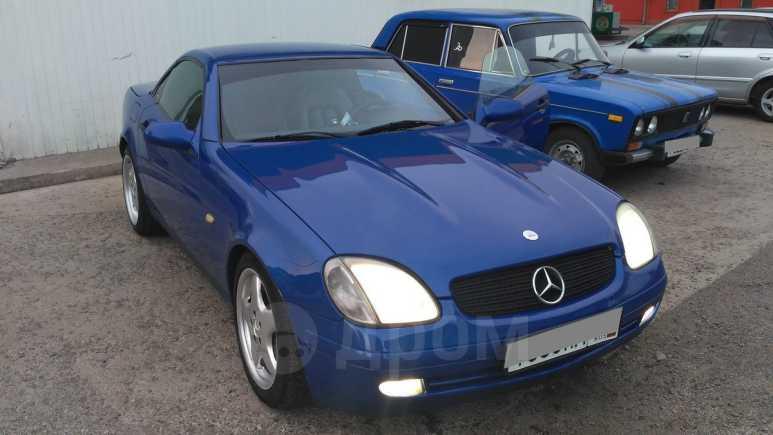 Mercedes-Benz SLK-Class, 1999 год, 350 000 руб.
