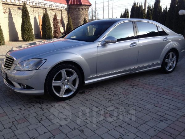 Mercedes-Benz S-Class, 2007 год, 910 000 руб.