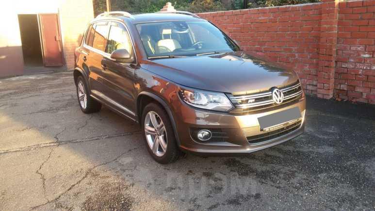 Volkswagen Tiguan, 2014 год, 1 275 000 руб.