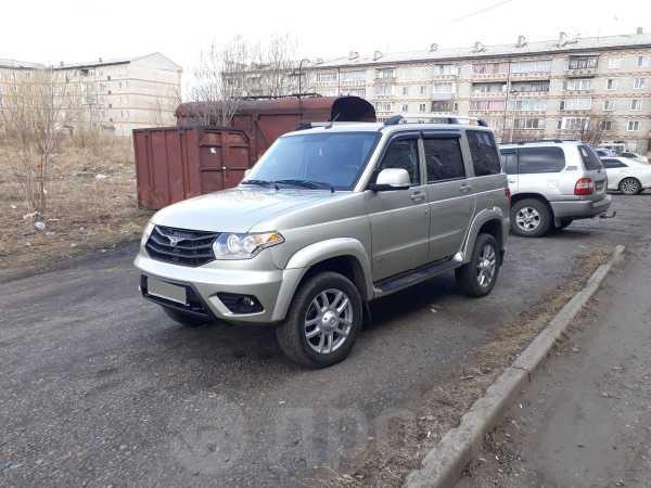 УАЗ Патриот, 2015 год, 700 000 руб.