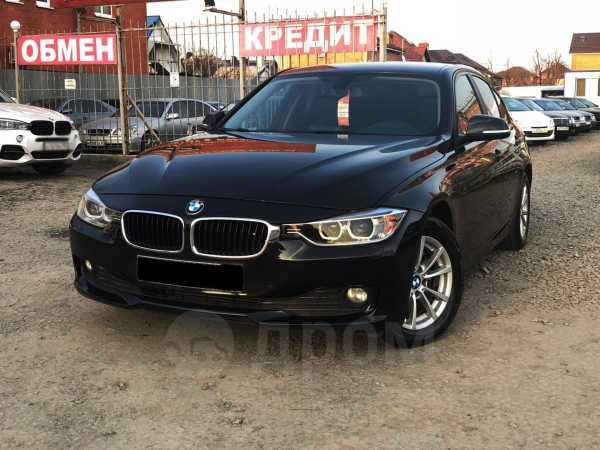 BMW 3-Series, 2013 год, 935 000 руб.