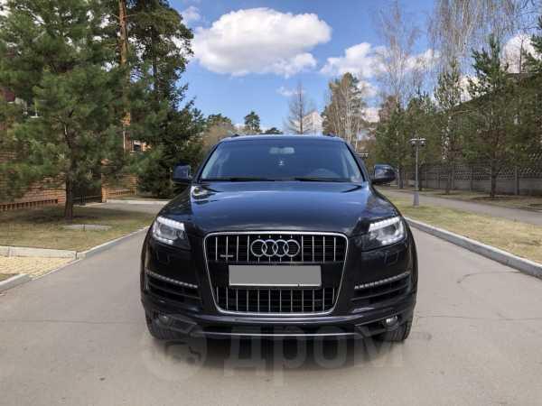 Audi Q7, 2013 год, 1 780 000 руб.