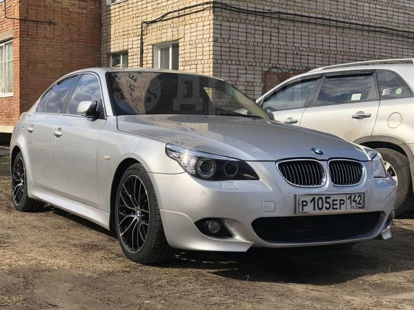 BMW 5-Series, 2004 год, 679 000 руб.