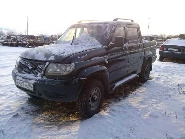 УАЗ Патриот Пикап, 2012 год, 220 000 руб.