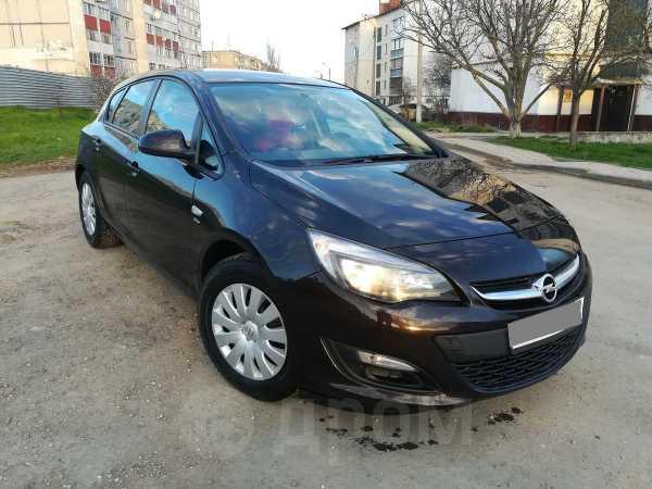 Opel Astra, 2015 год, 590 000 руб.