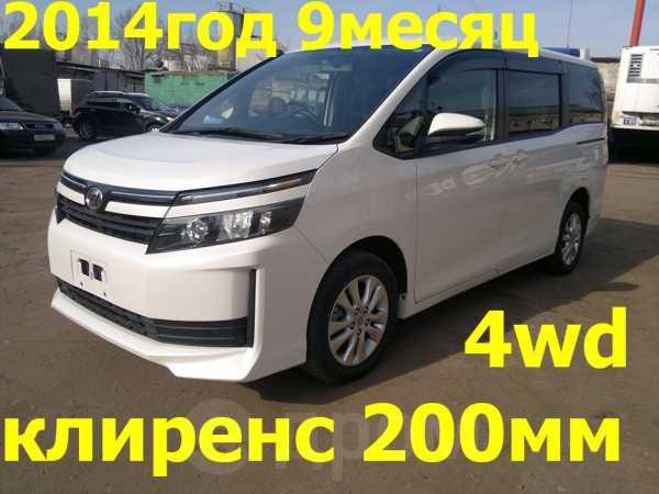 Toyota Voxy, 2014 год, 1 449 000 руб.