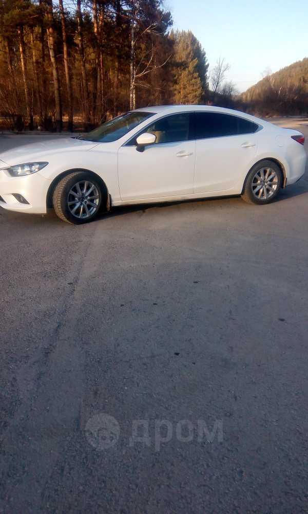Mazda Mazda6, 2013 год, 863 000 руб.