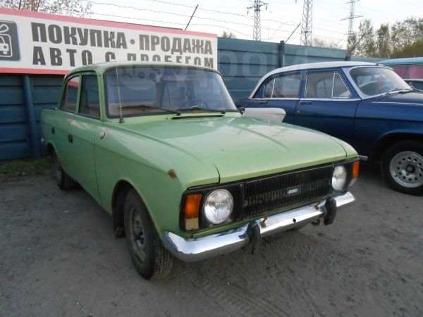 Москвич 412, 1988 год, 28 000 руб.