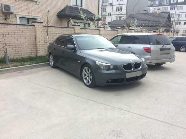 BMW 5-Series, 2004 год, 565 000 руб.