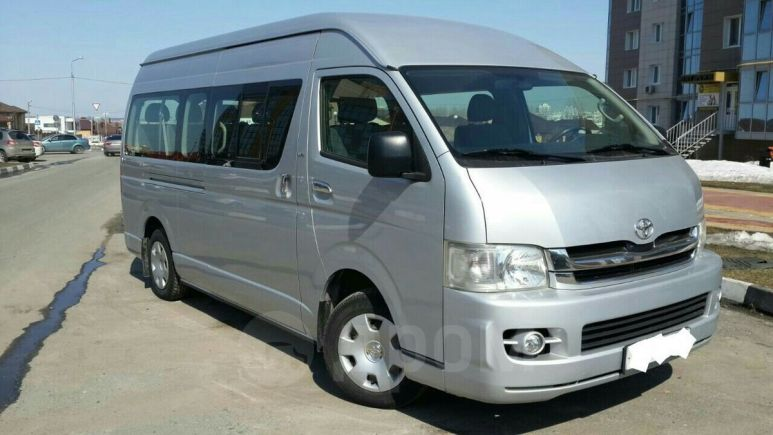 Toyota Hiace, 2008 год, 1 130 000 руб.