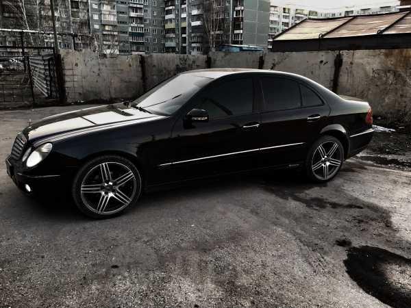 Mercedes-Benz E-Class, 2006 год, 670 000 руб.