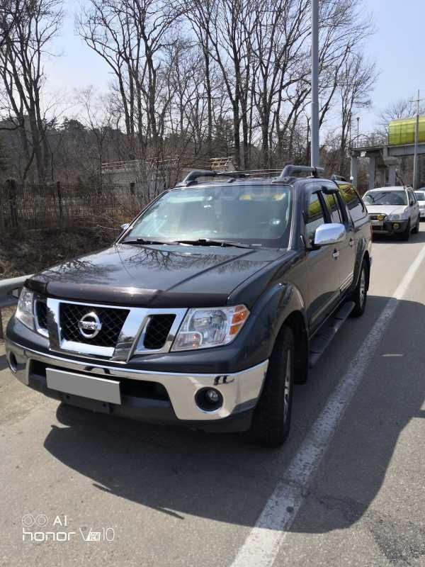 Nissan Frontier, 2012 год, 1 399 950 руб.