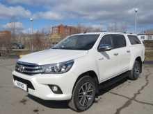 Томск Hilux Pick Up 2016