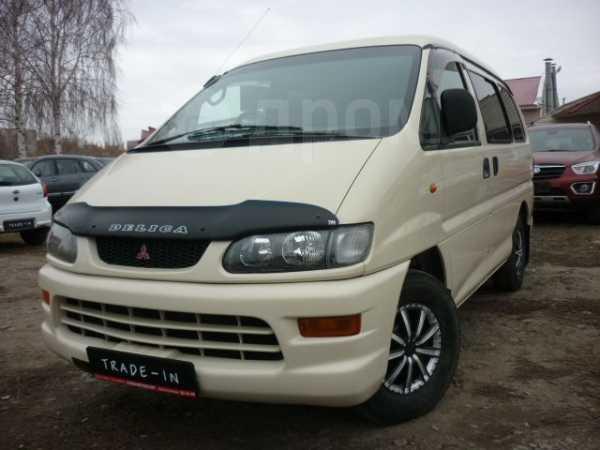 Mitsubishi Delica, 1998 год, 445 000 руб.