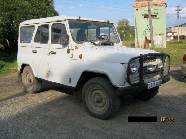 УАЗ 3151, 2001 год, 109 000 руб.