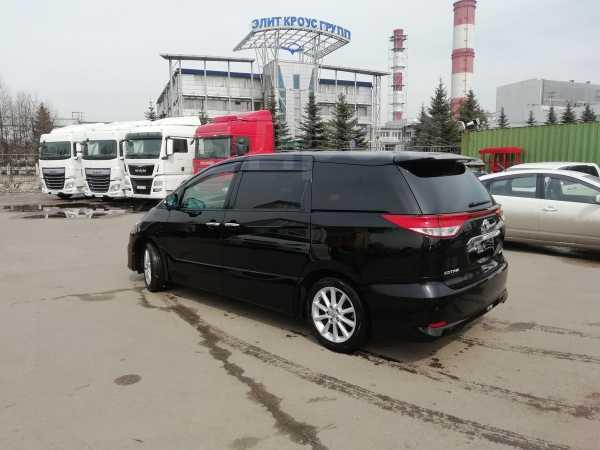 Toyota Estima, 2011 год, 1 344 444 руб.
