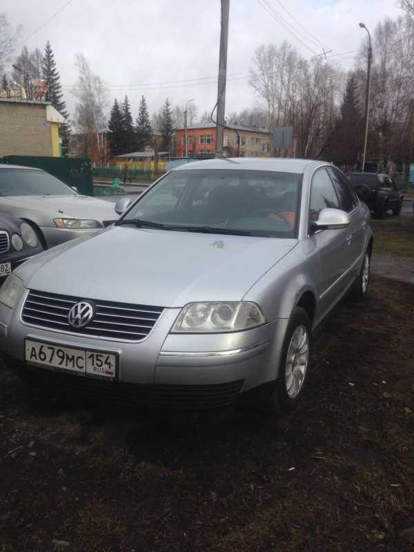 Volkswagen Passat, 2004 год, 250 000 руб.
