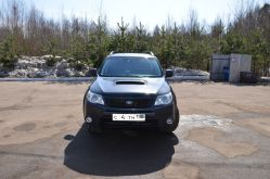 Москва Forester 2010