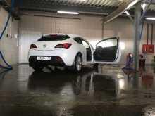 Курган Astra GTC 2012