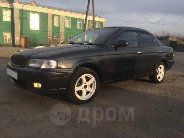 Nissan Sunny, 1999 год, 168 000 руб.