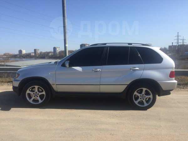 BMW X5, 2001 год, 350 000 руб.