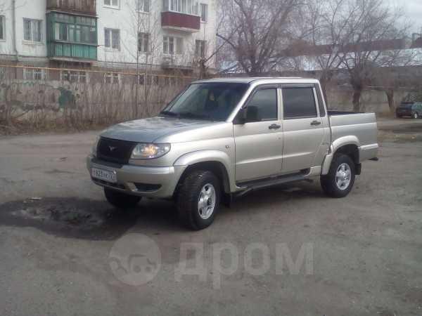 УАЗ Патриот Пикап, 2013 год, 410 000 руб.