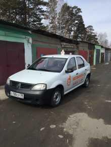 Иркутск Logan 2009