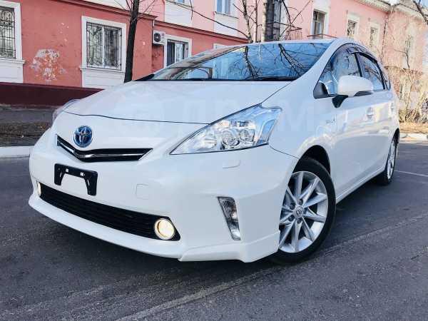 Toyota Prius a, 2014 год, 1 069 999 руб.