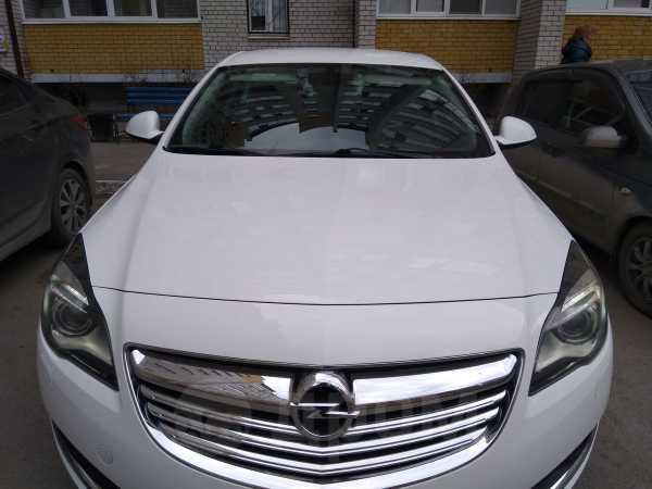 Opel Insignia, 2015 год, 750 000 руб.